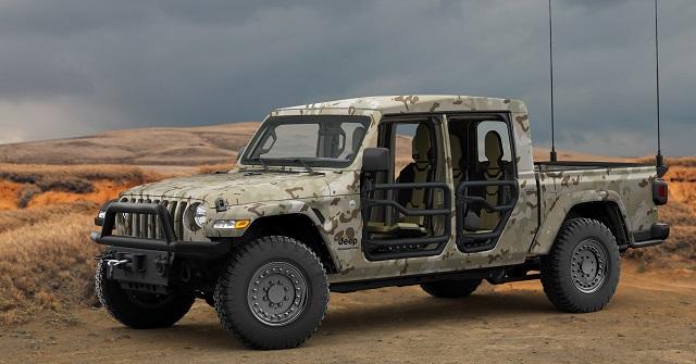 2020 Jeep Gladiator XMT