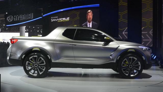 2022 Hyundai Santa Cruz concept