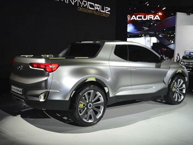 2022 Hyundai Santa Cruz release date