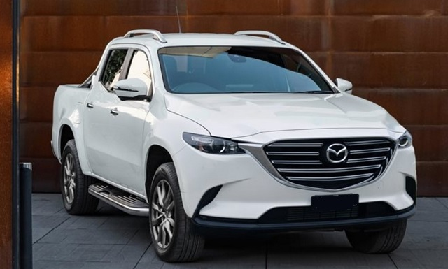 2021 mazda bt-50 redesign  specs  usa  release date