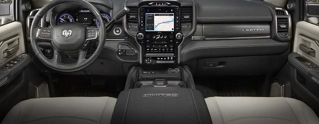 2021 Ram 3500HD Interior