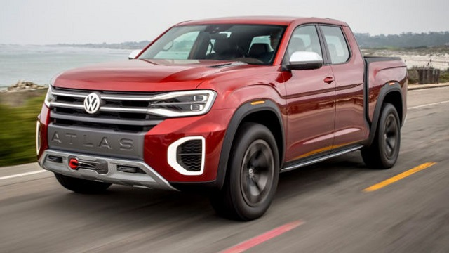 2021 VW Atlas Pickup Truck