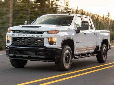 Best value options on a 2020 silverado