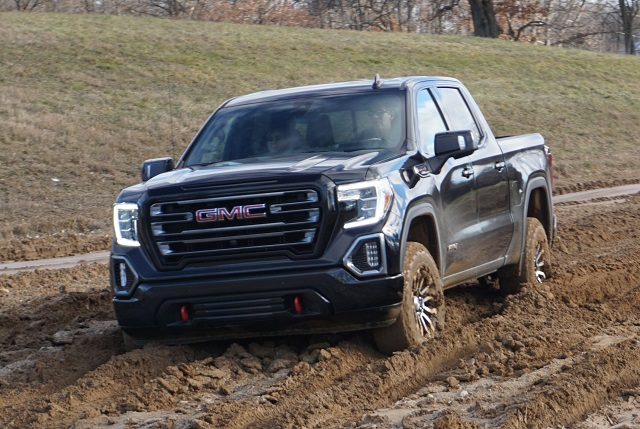 2021 gmc sierra at4 could get updates and upgrades  2020