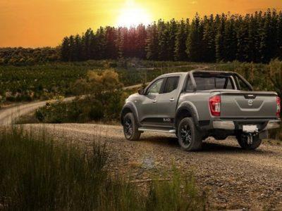 2021 Nissan Frontier Desert Runner