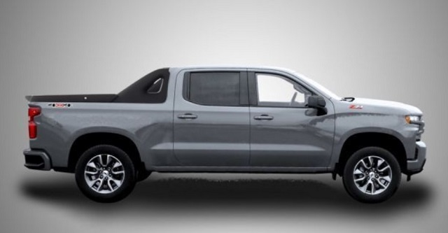 2021 Chevy Avalanche Render