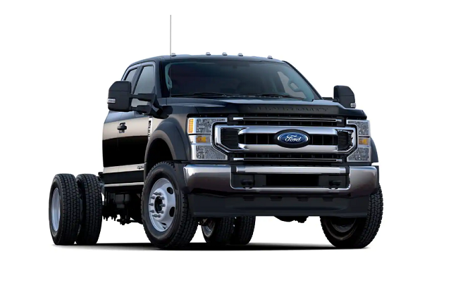2021 Ford F-550 Front