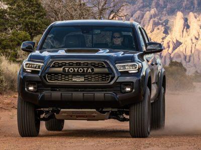 2023 Toyota Tacoma