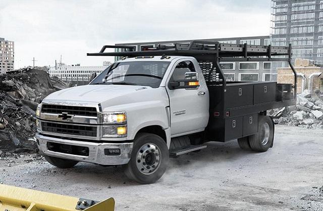 2021 Chevrolet Kodiak