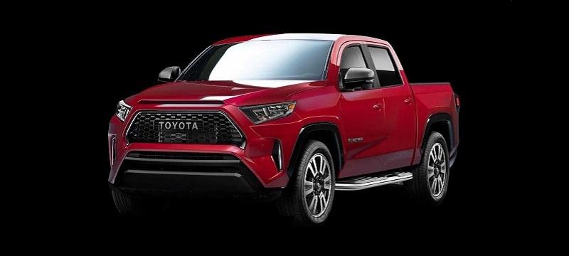2022 Toyota Tundra Rendering