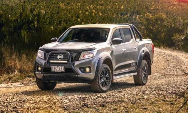 2022 Nissan Frontier Navara