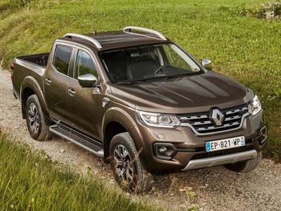 2021 Renault Alaskan