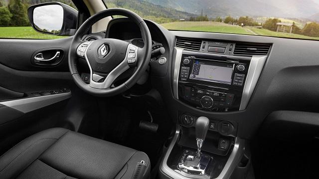 2021 Renault Alaskan Interior