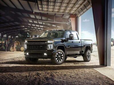 2021 Chevrolet Silverado HD Carhartt featured