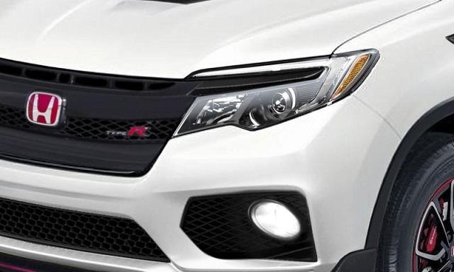 2022 Honda Ridgeline Type R