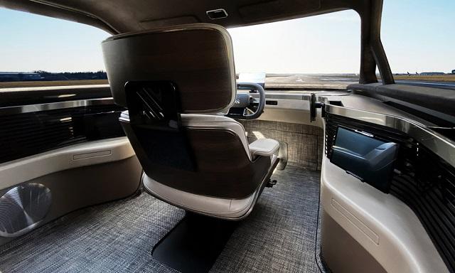 2021 Neuron EV T.One Interior