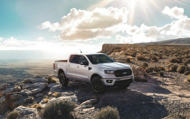 2021 Ford Ranger Black Appearance Package