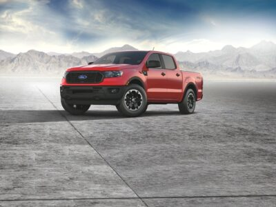 2021 Ford Ranger STX featured