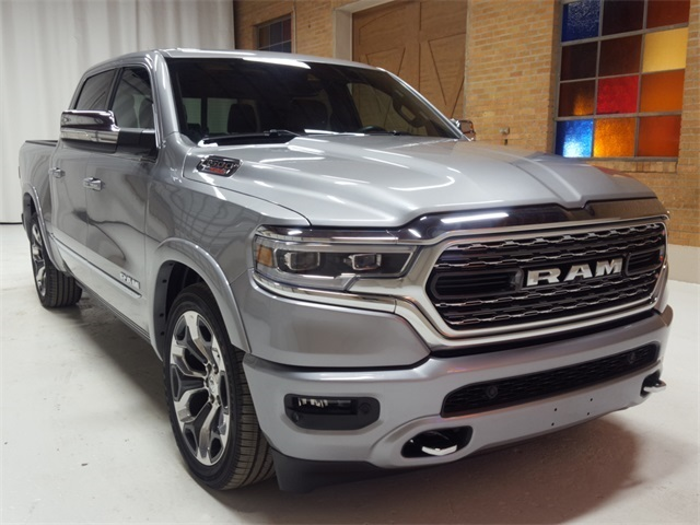 2021 Ram 1500 Limited front