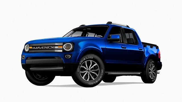 2022 Ford Maverick