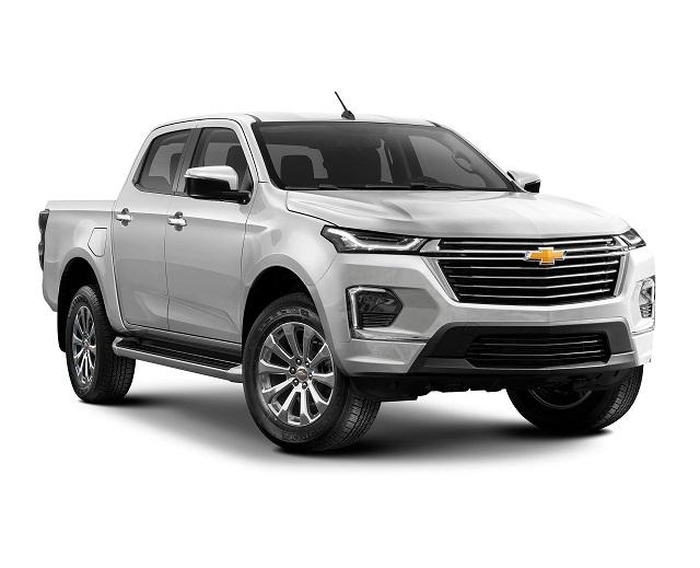 2023 Chevrolet Colorado Render