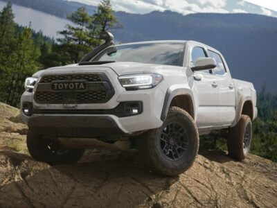 2022 Toyota Tacoma preview