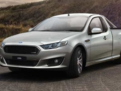 2022 Ford Ranchero featured