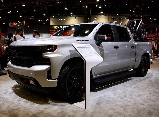 2021 Chevrolet Silverado Redline Edition