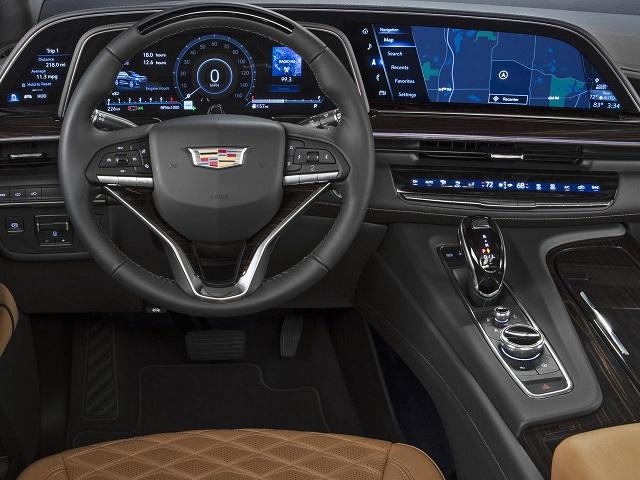 2022 Cadillac Escalade EXT Interior