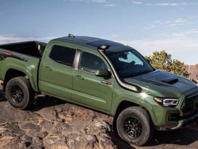 2022 Toyota Tacoma TRD Pro Featured