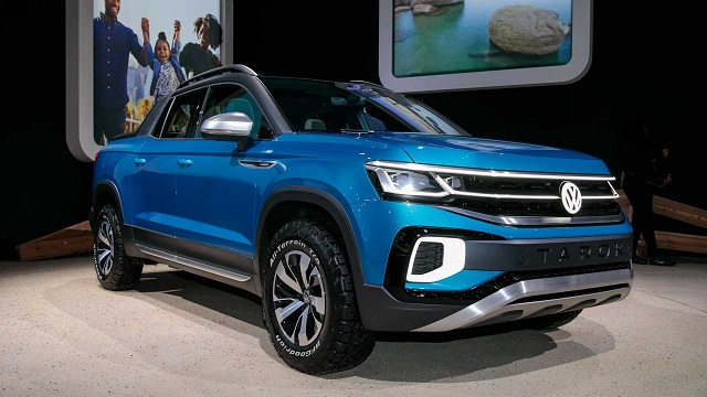 2022 VW Tarok concept
