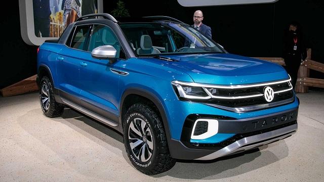 2022 VW Tarok