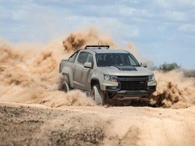 2022 Chevy Colorado ZR2 featured