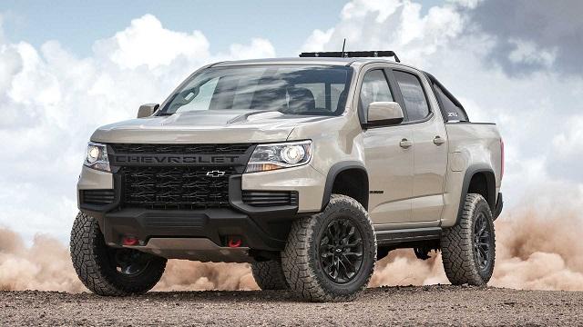 2022 Chevy Colorado ZR2