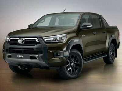 2022 Toyota Hilux Featured