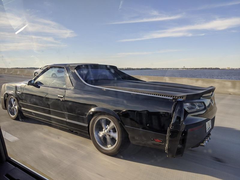 2022 Chevrolet el Camino Render