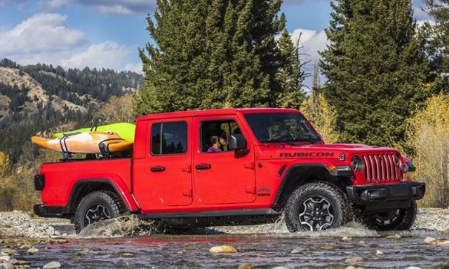 2022 Jeep Gladiator Release Date