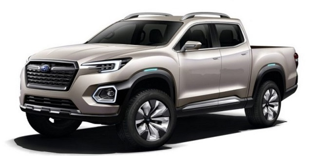 2022 Subaru Baja Pickup Truck