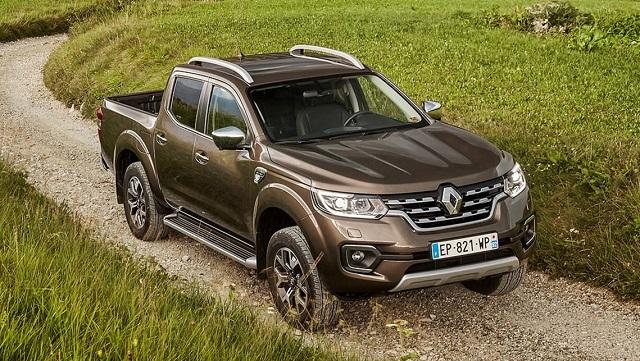 2022 Renault Alaskan