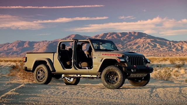 2022 Jeep Gladiator Mojave