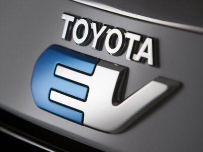 2022 Toyota Electric Pickup