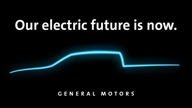 2023 Chevy Silverado Electric
