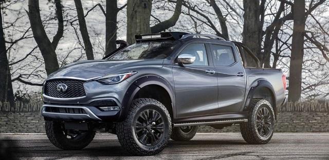 2022 Infiniti Pickup Truck