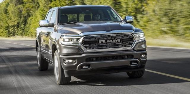 2022 Ram 1500 Diesel Release Date