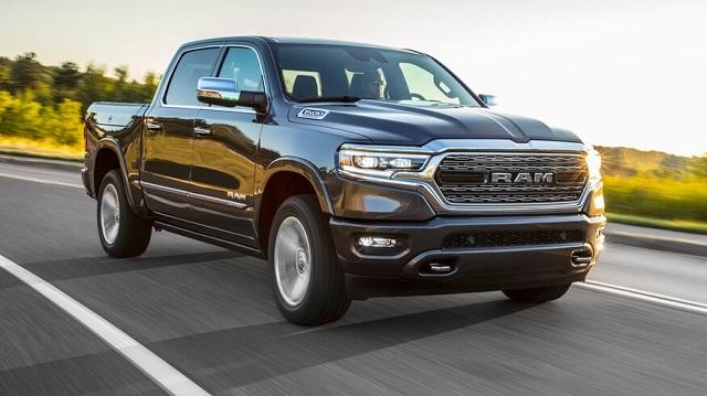 2022 Ram 1500 Diesel