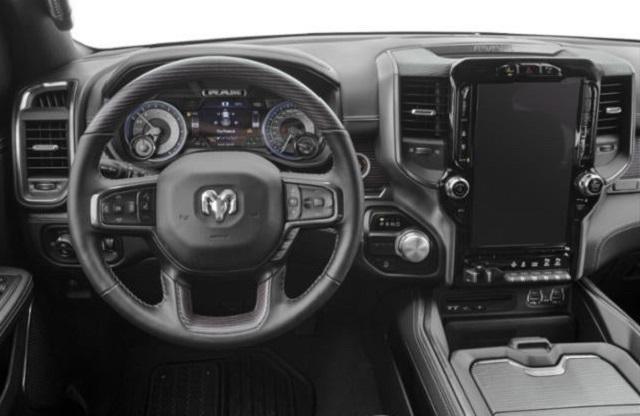 2022 Ram 1500 Diesel Interior