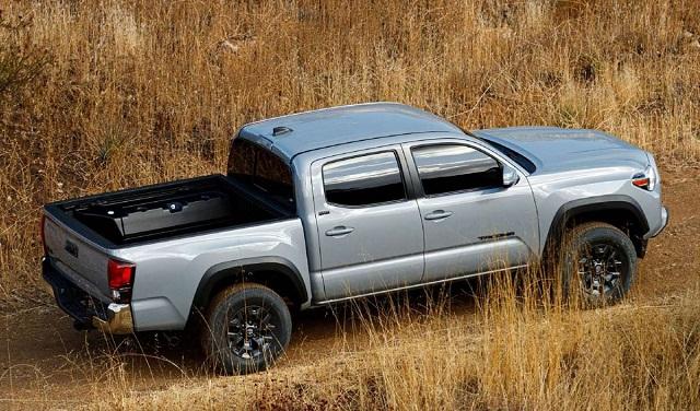 2022 Toyota Tacoma Trail Edition Specs