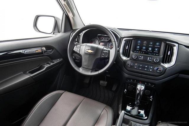 2022 Chevy S10 Inerior