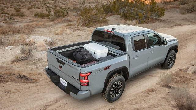 2022 Nissan Frontier Pro-4X Release Date