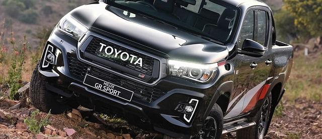2022 Toyota Hilux GR Sport Render